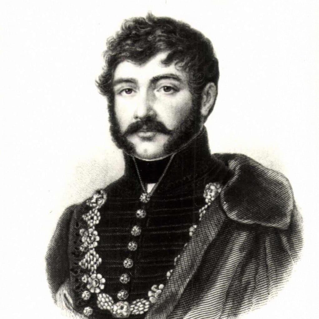 Berzsenyi Dániel (1776-1836) élete, a költő Berzsenyi