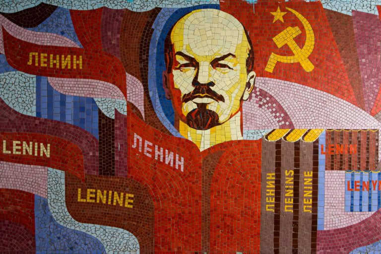 Lenin illustration