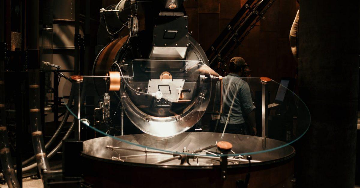 glass maker machine