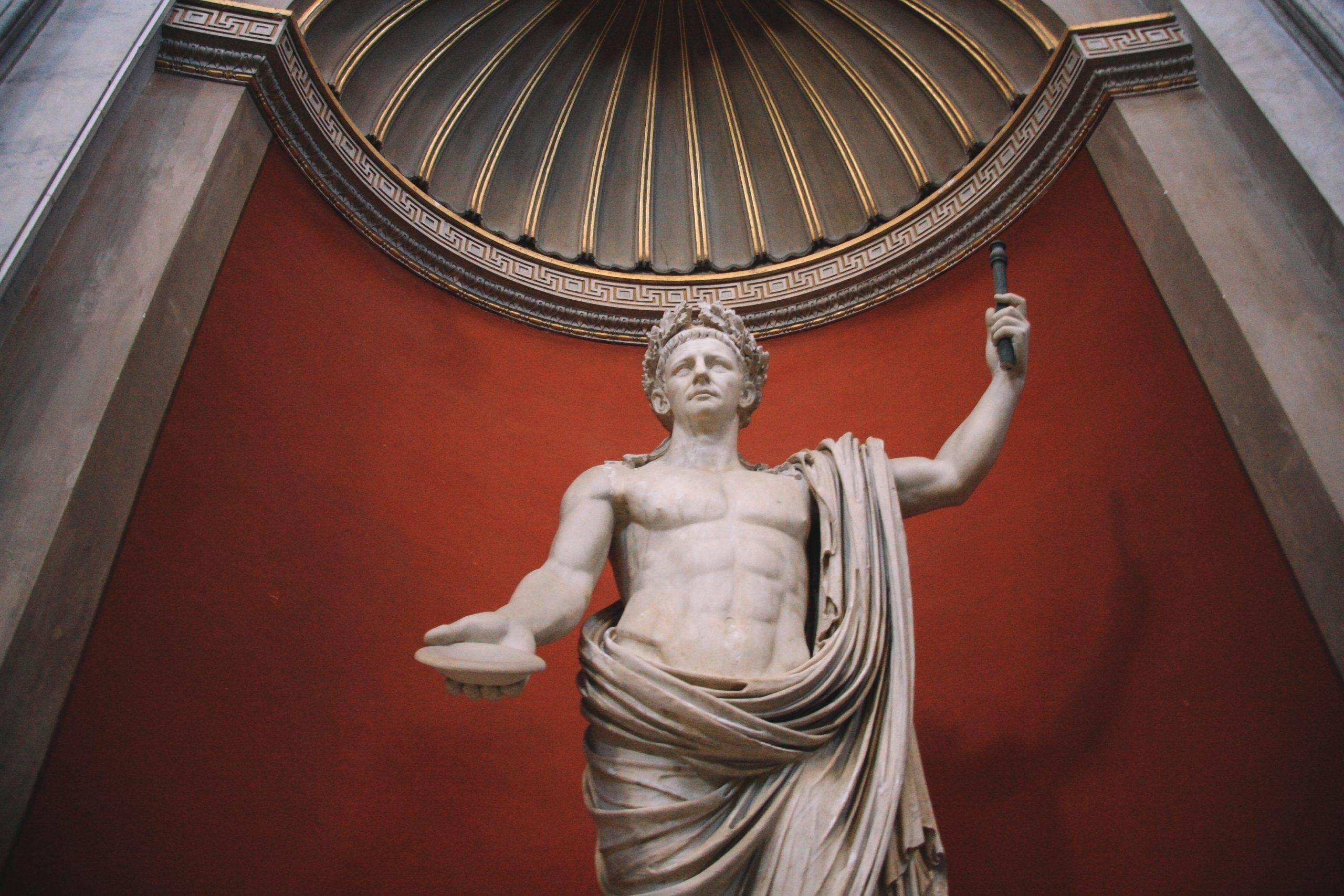 Az antik Róma – Az etrusz művészet és Róma művészete a Iulius- Claudius-dinasztia kihalásáig (i. sz. 68) – I. rész