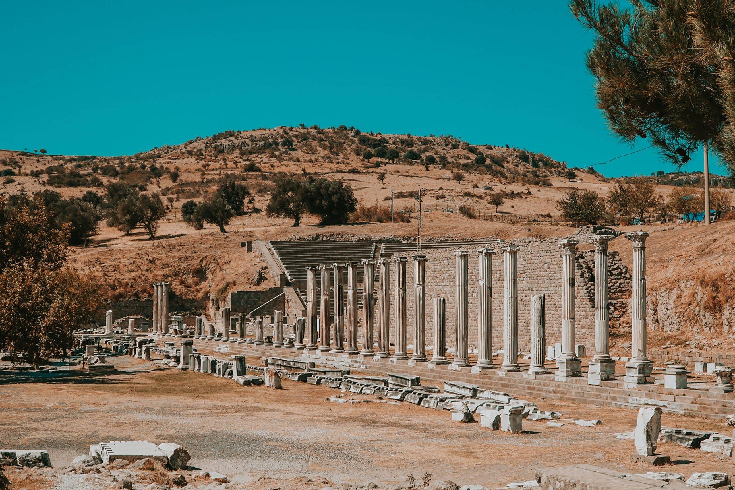 Az antik városok létrejöttének körüményei