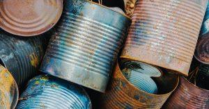 Széncsoport fémes elemei: ón és ólom