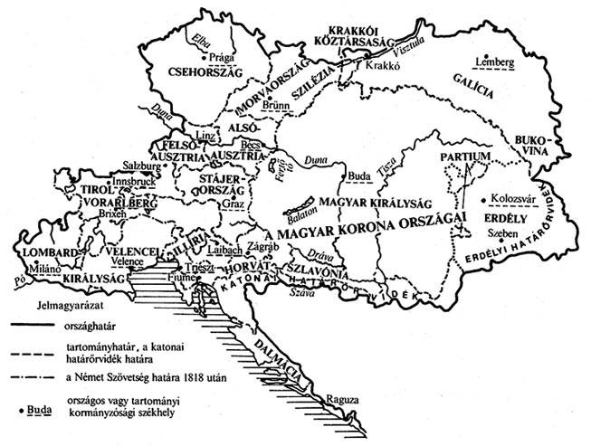 A Habsburg Birodalom a 18. században