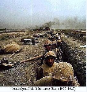 Iraki csata