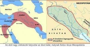 Az ókori kelet nagy birodalmainak története