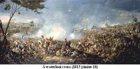A Nagy Francia Forradalom és Bonaparte Napóleon